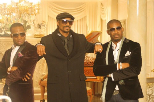 DbanjSnoop-and-Don-jazzy