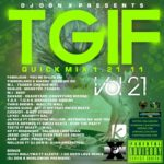DJ Don X TGIF Quick Mix Vol. 21 01.21.2011