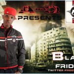 BlackFridayFreestyle: AQ feat iceberg Slim and Xtrim -The Sickness