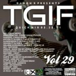 DJ Don X TGIF Quick mix Vol 29