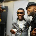 Wizkid's Superstar concert Pictures and Behind The scenes