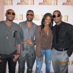 PICTURES:D'banj ,2face Idibia, Fally Ipupa & Tiwa Savage @BET Awards Pre Party