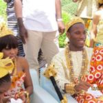 Didier Drogba's Traditional Wedding Pictures