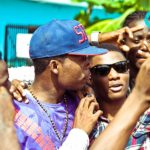 "PICURES: Behind the Scenes :Omo To Shan – OLaMiDe & Wizkid ""Video"""
