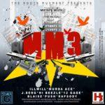 ILLWill – MM3 feat. Blaise, J.Berg, Murda Ace, Rapsody, HiBeezle, PUSH, 12 Gage