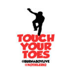 Burna Boy – Touch Your Toes