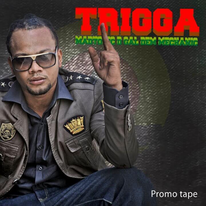 Trigga (MadTonic) - Bad Gurl « tooXclusive