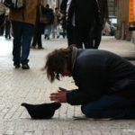 The Serving Beggar