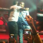 Pictures And Video :D'banj and Kanye West On Stage KoKo Concert