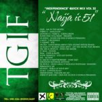 DJ DOn X – TGIF 'Independence' Quick Mix Vol 32
