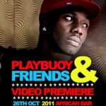 "Win Tickets : Playbuoy and Friends – ""Playboy"" Video Premiere @ Lekki 26′ October"