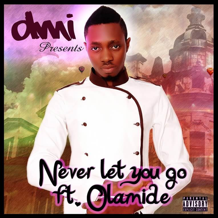 Never Let You Go Artwork - DMI