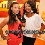 E! VIDEO: Tonto Dikeh's Exclusive Interview with Golden Icons