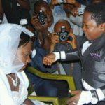 "E! PICTURES : Chinedu ""Aki"" Ikedieze & Nneoma Nwaijah's White Wedding"