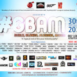 "EVENT : #GBAM ""Gurlz Blokes Alcohol Music"" 30 .12 .2011 @ 007 Lounge"