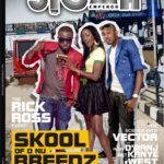 E! NEWS : Ice Prince,Tiwa Savage and Chiddy Bang heats up the Sigma Emperor Magazine cover