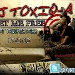 Dj Toxiq A – Set Me Free ft Frankie Free