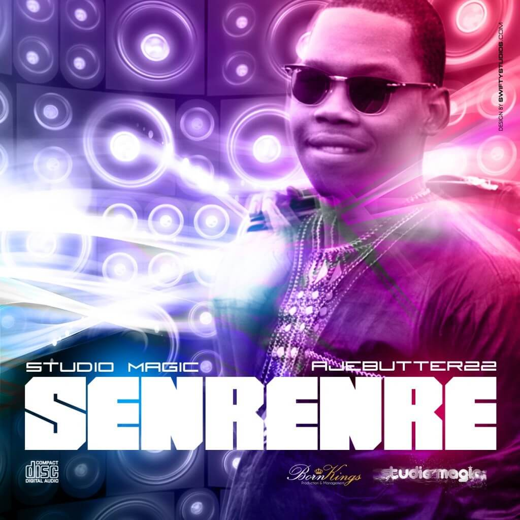 Ajebutter22 - Senrenre ft. Taymi B