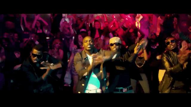 Chop My Money(Remix) Ft Akon