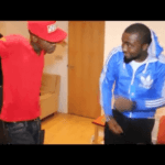 VIDEO : Everybody Loves Azonto! Watch Chipmunk ,Sarkodie,Iceprince Do the Azonto.