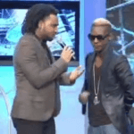 VIDEO :Jesse Jagz and BlackMagic on Nigerian Idol