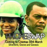 "The ""Phone Swap Movie"" berths in Ghana"