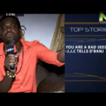 VIDEO: JJC Attacks D'Banj On Interview With Nigezie