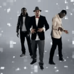 VIDEO :  P. Square & Matt Houston – E No Easy Remix (Positif )