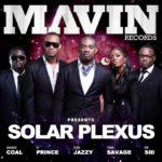 ALBUM REVIEW: MAVIN RECORDS 'SOLAR PLEXUS'