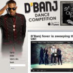D'Banj's Oliver Twist UK Dance Competition