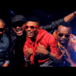 VIDEO: Banky W, Wizkid, Bon'Eye & L-Tido – Shuga