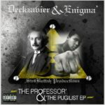 DeckZavier and Enigma – The Professor And The Pugilist EP