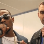 VIDEO: D'banj Hanging Backstage With Tim Westwood At Hackney Weekend