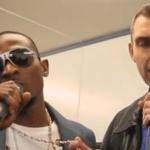 VIDEO: D'banj Hanging Backstage With Tim Westwood At Hackney Weekend