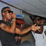 Wizkid And Skales In Toronto