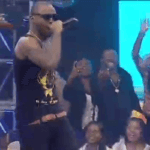 VIDEO:Davido's Performance on BBA Star Game