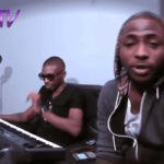 "Davido Performs ""Ekuro"" For MsYouTV"