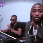"Davido Performs ""Ekuro"" For MsYouTV"