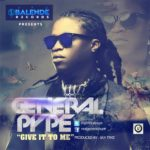 General Pype – My Desire
