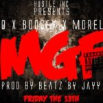 AQ – Machine Gun Flow (MGF) Ft Boogey & Morell