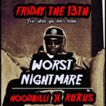 Hoodbilli – Worst Nightmare ft. Rukus