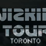 VIDEO: Footage of Wizkid & Skales Toronto Tour