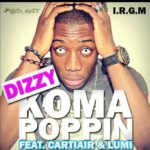 DizZY – Koma Popping ft Catiair & Lumi