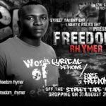 Freedom Rhymer – Lyrical Demons + Force of Freedom