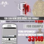 YEM Awards Releases Voting Code and Instructions.