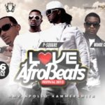 VIDEO: P-Square, Wande Coal Performing @ The Love Afrobeats Festival 2012