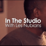 VIDEO: M.I And Grammy Award – Winning Artistes Les Nubians In The Studio