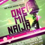 "WePlug Good Music Presents ""One Mic Naija"" August Edition"