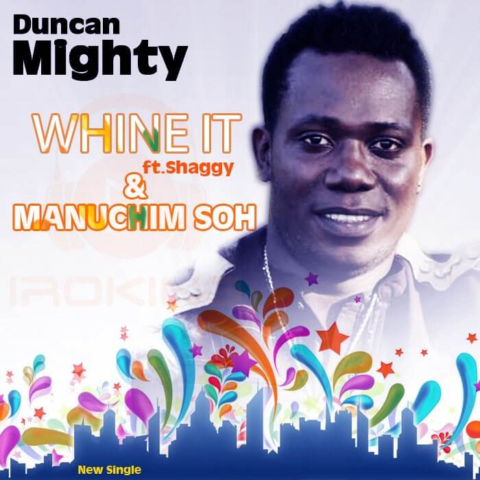 Mp3 Download Duncan Mighty - We Go Dey Dey ft Wande Coal