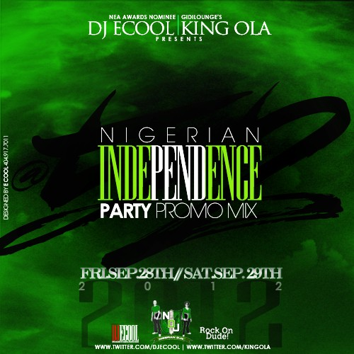 DJ ECOOL & KING OLA presents